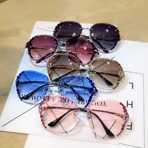 ROSANA CRYSTAL SUNGLASSES
