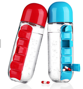 Free Travel 7 Day Pill Cup (BUY 2 FREE SHIPPING)