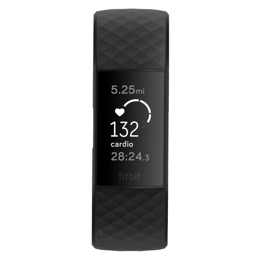 Fitbit Charge 4 training bracelet GPS