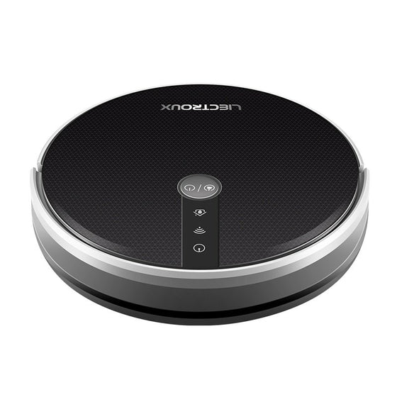 LIECTROUX C30B Robot Vacuum Cleaner, Map Navigation, WiFi App, Smart Memory, Electric WaterTank
