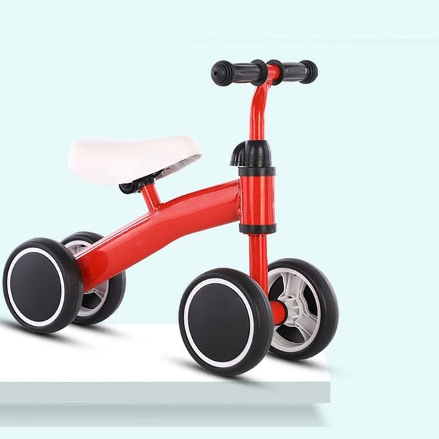 Mini Baby Balance Bike Bicycle Walker Indoor Outdoor Kids Toys Gift for 1-3 years Old Children Learning Walk Scooter