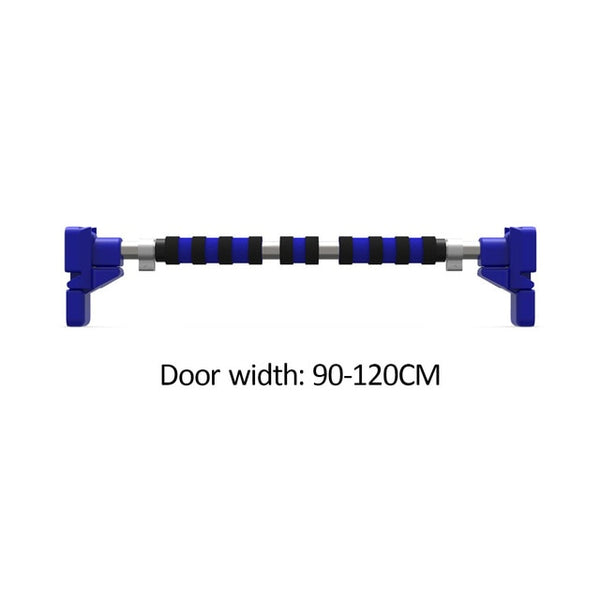 Door Horizontal Bars Steel 500kg Home Gym Workout Chin push Up Pull Up Training Bar Sport Fitness Sit-ups Equipments Heavy Duty