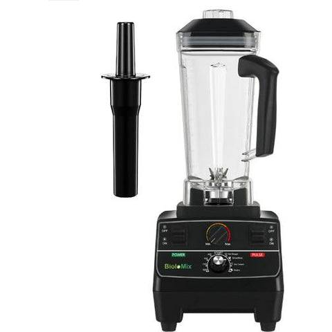 BPA Free 2L Jar 2200W Professional Smart Timer Pre-programed Blender Mixer Juicer Food Processor Ice Smoothies Crusher