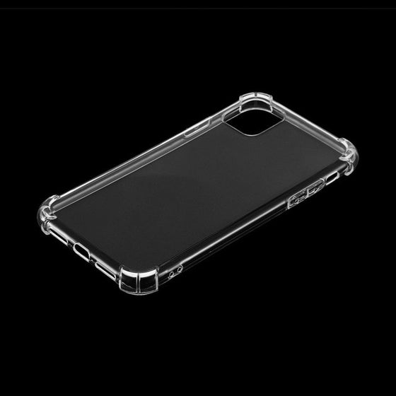 Drop proof Silicon Clear cover Case For iPhone 6 6S 7 7S iPhone 8 Plus X 10 iPhone 6Plus 6SPlus 7/8Plus Cell Phone Mobile Cover