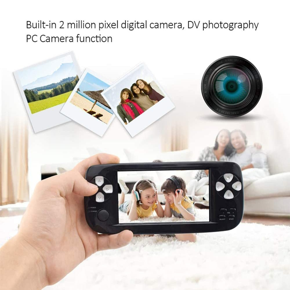 ANBERNIC PAP KIII Handheld Game Console Video Game Player 64Bit 4.3inch 3000 - WizWack
