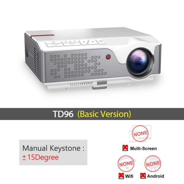 ThundeaL Smart Full HD Projector
