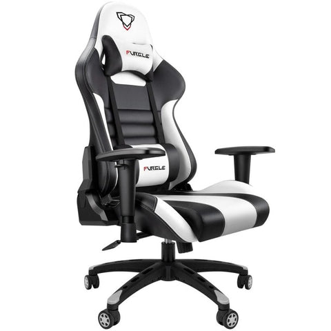 Furgle Pro Gaming Chair Safe&Durable Office Chair Ergonomic Leather Boss Chair for WCG Game Computer Chair Heavy-duty Chairs