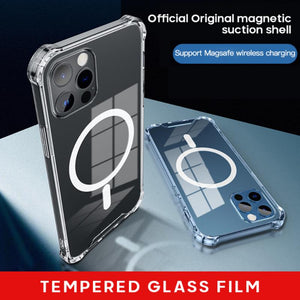 Mobile Phone Case For iPhone 12 Pro Max Case Shockproof Transparent Case Protective Cover Shell For iPhone12 Mini 12 Pro