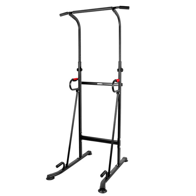 Onetwofit Indoor Pull Up Bar Home Gym Equipment Horizontal Bar Sport Equip Fitness Equipment Workout Pull Up Station Power Tower - WizWack