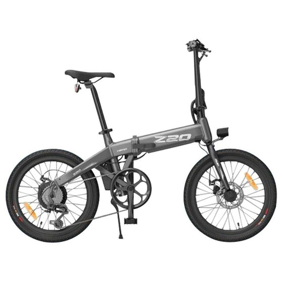 【NO TAX】EUStock 20 inch Tire Himo Z20 Electric Bike 25km/h 80KM Mileage 250W Motor ebike For Xiaomi Outdoor Folding bicycle 10AH