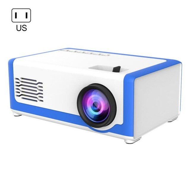 Children's Mini Projector M1 PK YG300 Wireless Portable Entertainment Mobile Phone Home Projection Equipment Accessories - WizWack