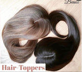 Silk Based Hair Toppers