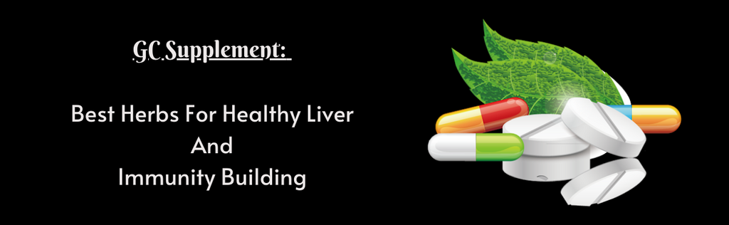 Grocare India Offering The GC Supplement For A Healthy Liver And Immunity