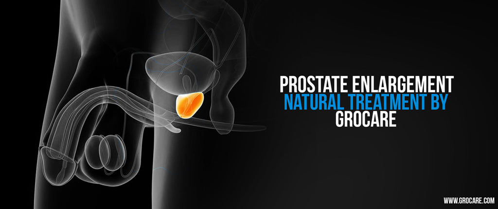 Ayurvedic Treatment for Prostate Enlargement | Grocare®