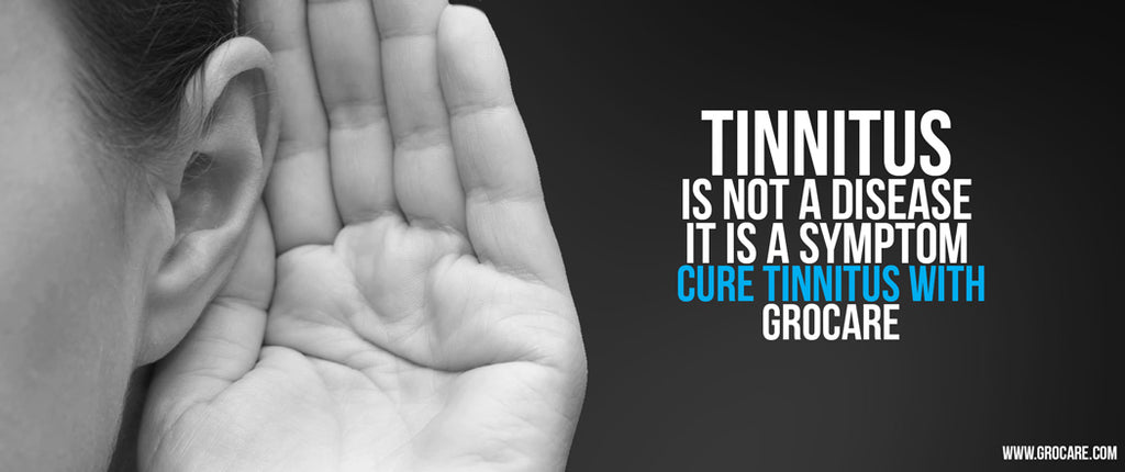 Treatment For a Natural Tinnitus Cure | Grocare®