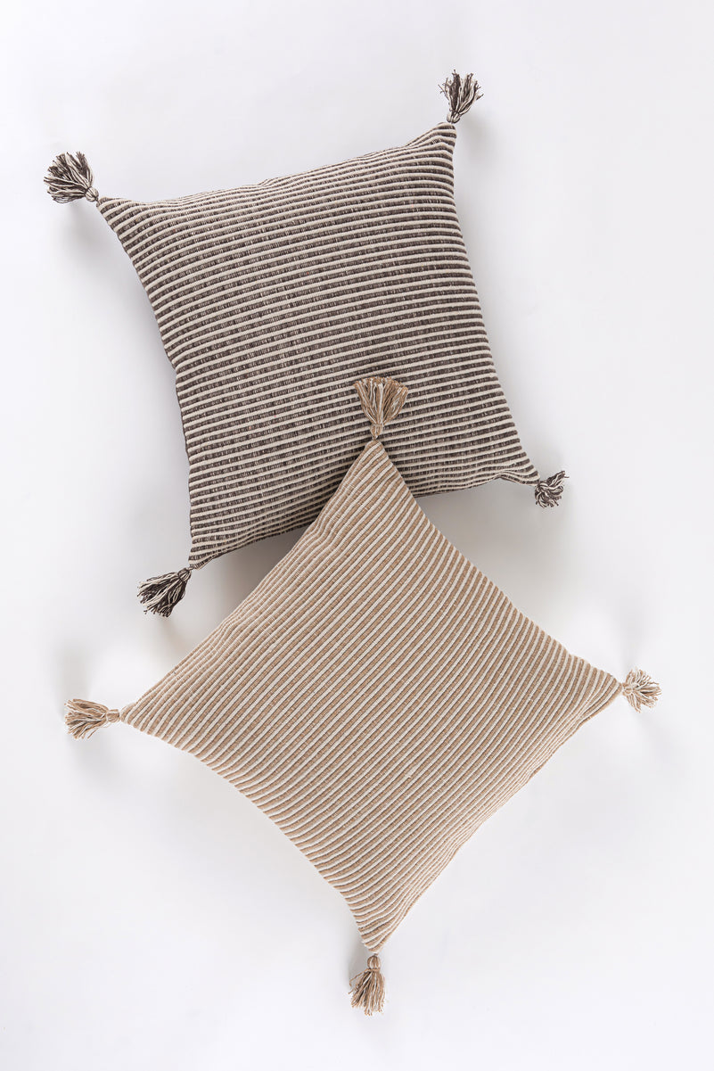 Stafford Striped Pillows