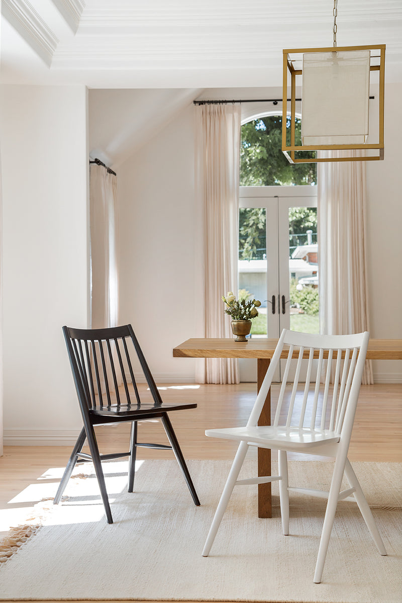 Ames Chairs, White