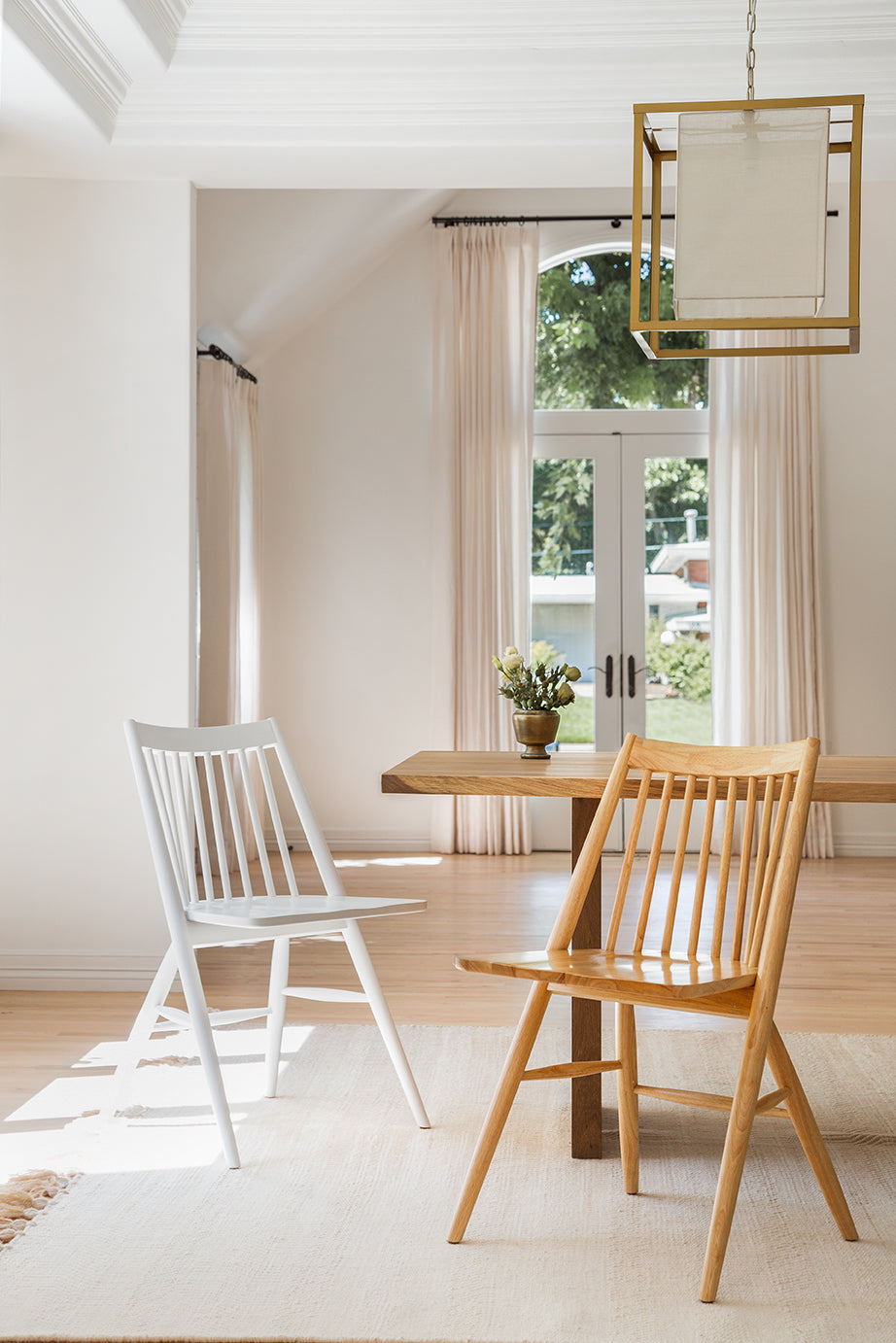 Ames Chairs, Natural
