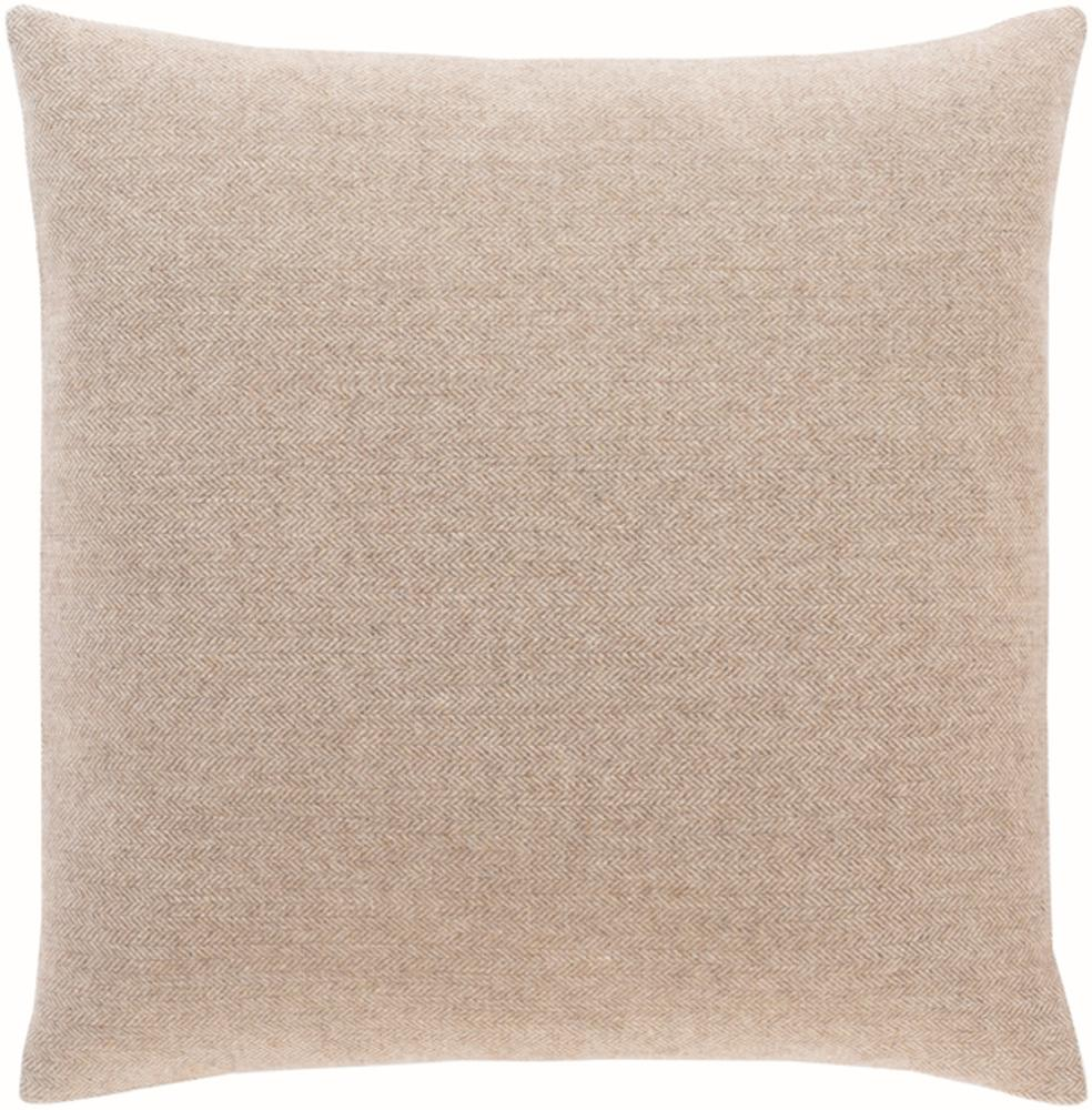 Wells Pillow, Taupe