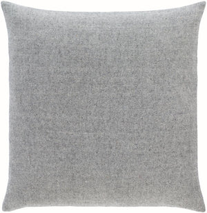 Wells Pillow, Charcoal
