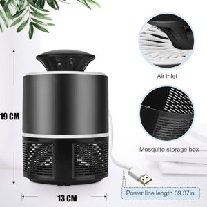 365 USB Portable Mosquito Killer Lamp (Buy 2 Free DHL Express)