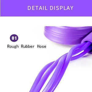 4 Tube Exerciser Resistance Bands Resistanc Elastic Pull Rope (Buy 3 Free DHL Express)