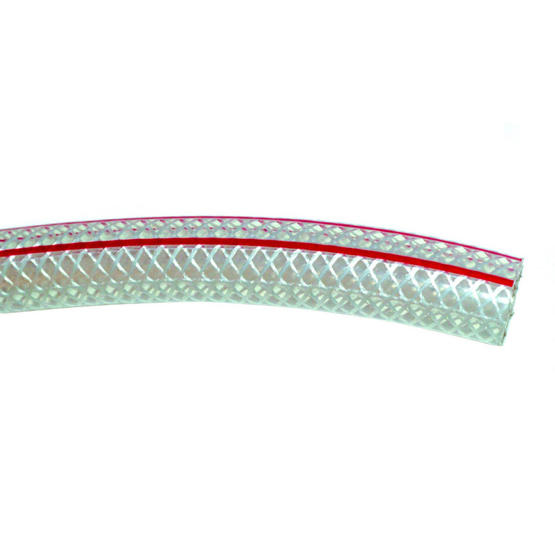 Delivery hose - clear food grade, chemical resistant