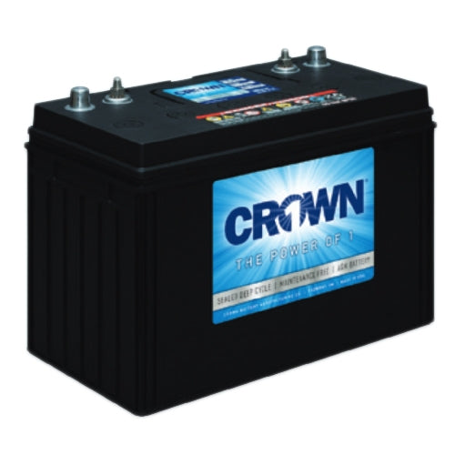 12 Volt 110 Ah AGM Battery