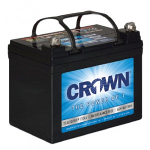 12 Volt 33 Ah AGM Battery
