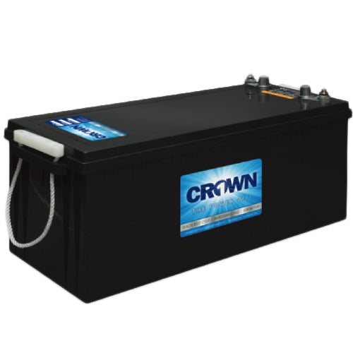 12 Volt 160 Ah AGM Battery 4D