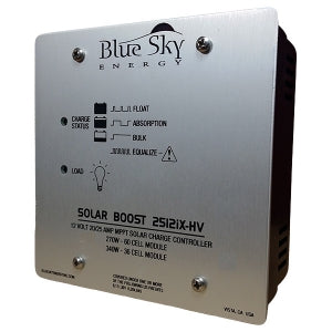 Blue Sky Energy 20/25A 12V MPPT Charge Controller - without load output