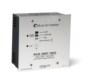 Blue Sky Energy 20A/15A, @12V/@24 MPPT charge controller