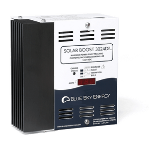 Blue Sky Energy 40A/30A, @12V/@24 MPPT charge controller