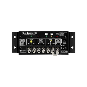 Morningstar SunSaver 6A - 20A Charge Controller