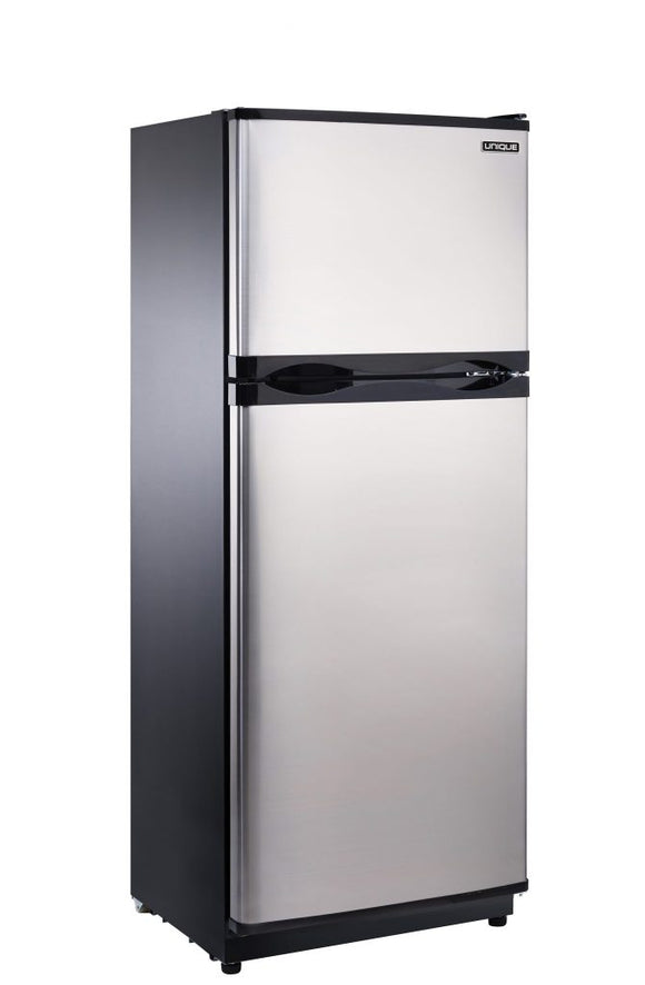Unique 10.3 cu/ft Solar Powered DC Fridge