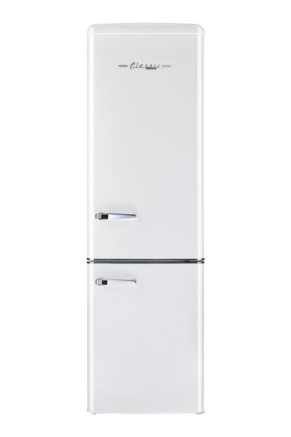 Unique 10 cu/ft Solar Powered DC Bottom Mount Refrigerator