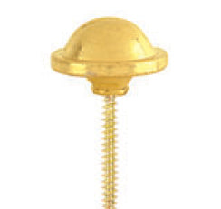 Mushroom Head Metal Lid Screw