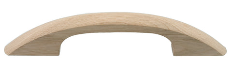 Bow Unlacquered Wood Handle