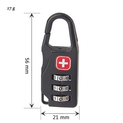 Luggage Lock - Affordable Travelgear