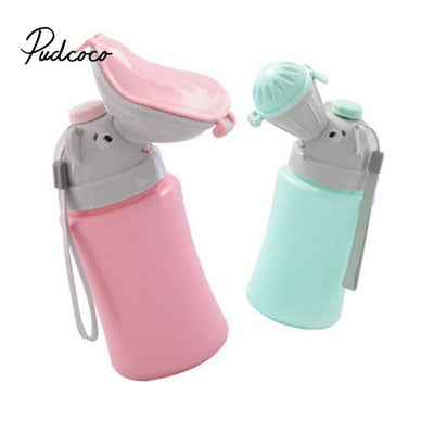 Portable Convenient Travel Cute Baby Urinal Kids Potty Girl Boy Car Toilet Potties Vehicular Urinal Traveling urination New Drop - Affordable Travelgear
