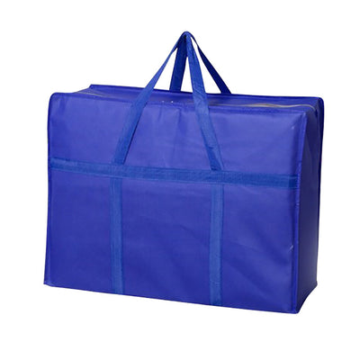 Waterproof Large Capacity Non Woven Fabric Quilt Packing Travel Bag Clothes Storage Folding Portable Hand Luggage Business Trip - Affordable Travelgear
