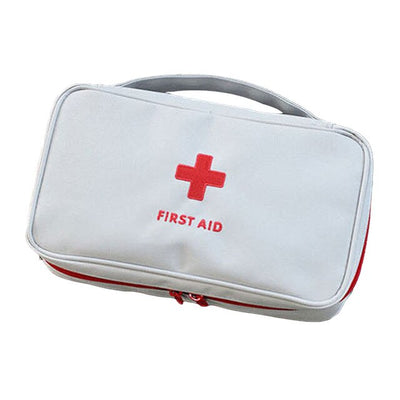 Emergency Camping Medical Pack First Aid Kit Bag Waterproof Car First Aid Kit Bag Outdoor Travel Survival kit Empty Bag - Affordable Travelgear