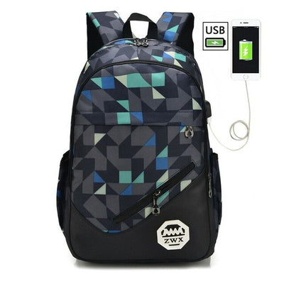 Girl Outdoor Travel Backpack - Affordable Travelgear