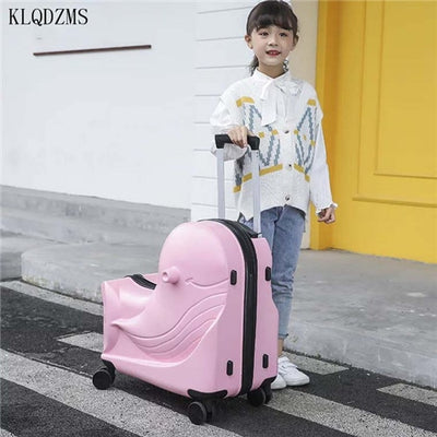 Multifunction Rolling Luggage Spinner - Affordable Travelgear