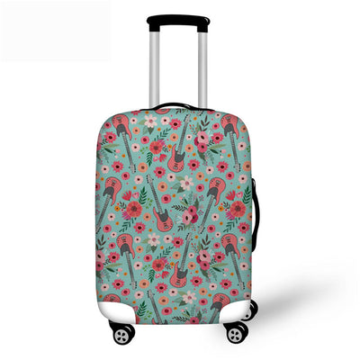 Vintage Floral Trolley Bags - Affordable Travelgear