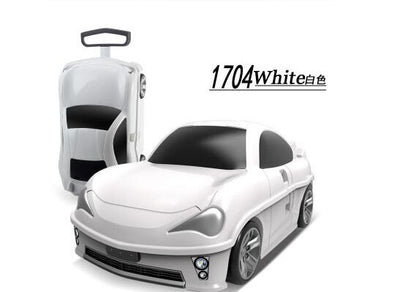 Racing car Travel Luggage for kids - Affordable Travelgear