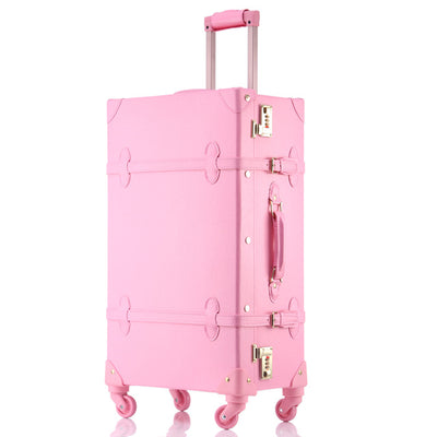 High quality PU leather trolley - Affordable Travelgear