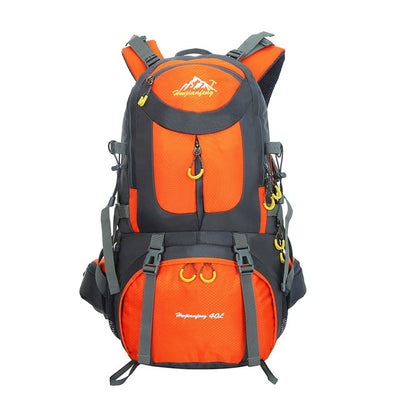 60L 50L 40L men waterproof backpack travel pack sports bag pack Outdoor Mountaineering Hiking Climbing Camping backpack for male - Affordable Travelgear