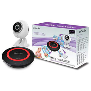 EnGenius EBK1000 Home Guardian Kit with HD720P IP Camera and Dual Band IoT Gateway - wireless router - desktop Specs