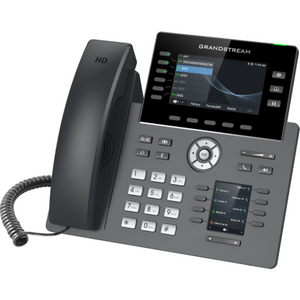 Grandstream GRP2616 Dual Display Bluetooth Wi-Fi IP Phone